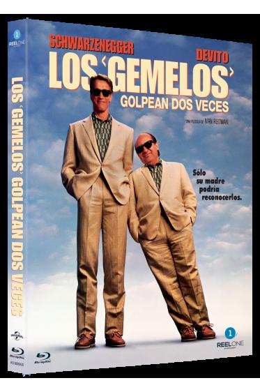 Los gemelos golpean dos veces (Blu-ray)