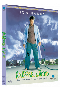 No matarás... al vecino - Edición Especial (Blu-ray)