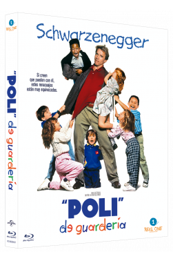 """Poli"" de guardería (Blu-ray)"