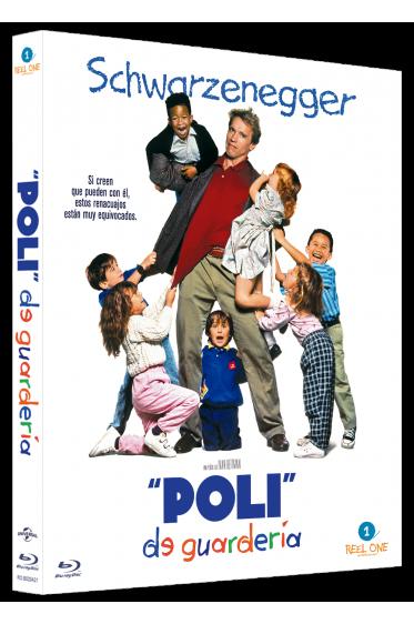 """""""Poli"""" de guardería (Blu-ray)"""