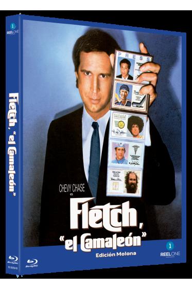 """Fletch, """"el camaleón"""" - Edición Molona (Blu-ray)"""