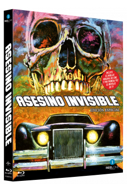 Asesino invisible (Blu-ray)