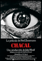 "Reel One Entertainment adquiere los derechos de ""Chacal"""
